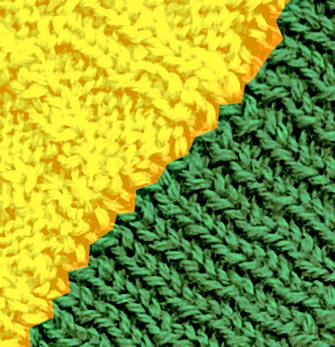 Green - Gold
