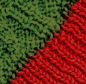 Red - Green