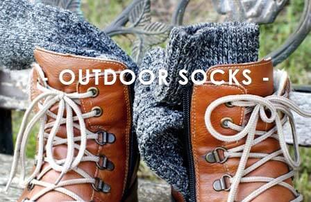 Outdoor socks shop