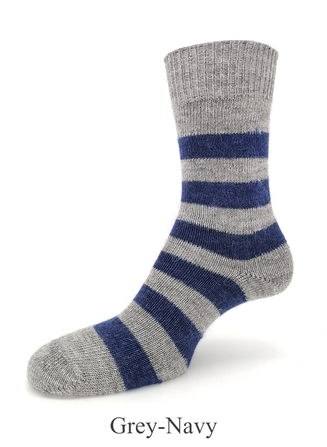 Alpaca hoop sock