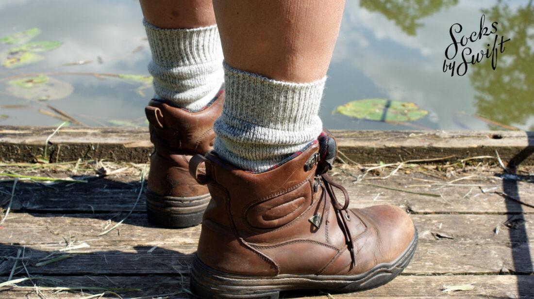 Wool Work sock