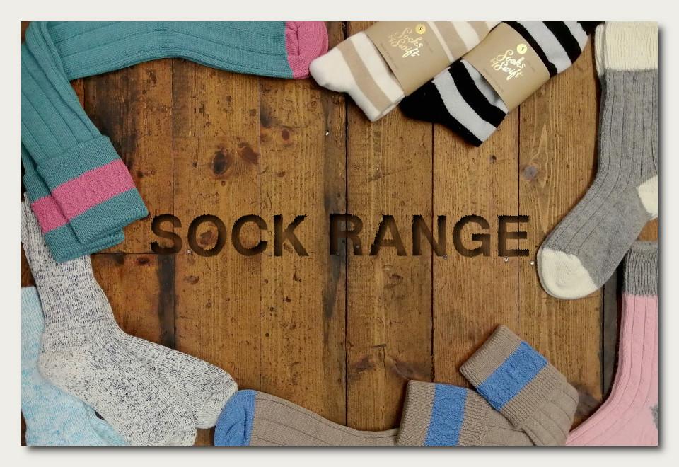 Sock range