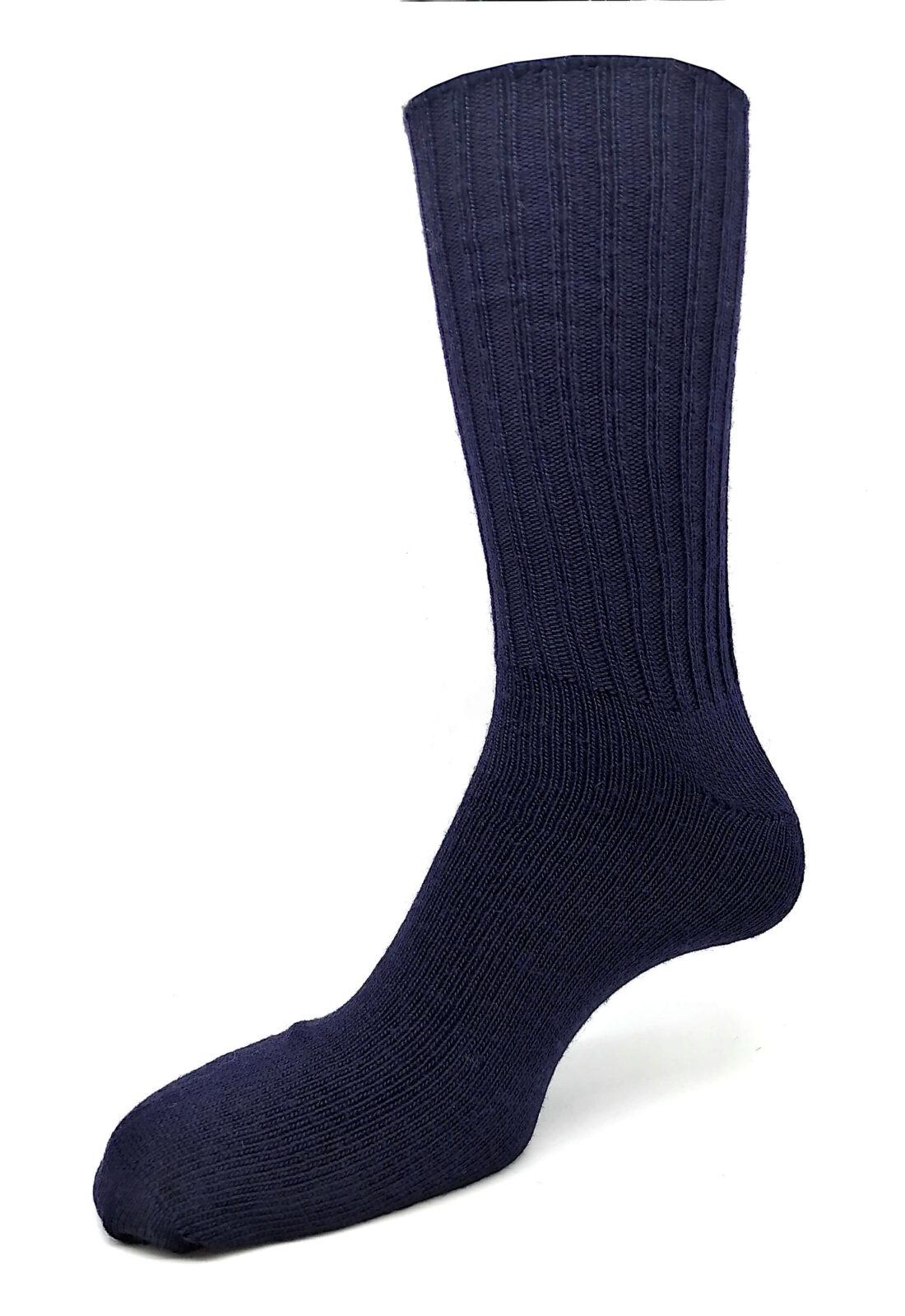 wool crew socks